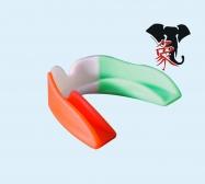 paradenti singolo tricolore barrus