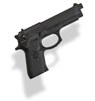 pistola in gomma