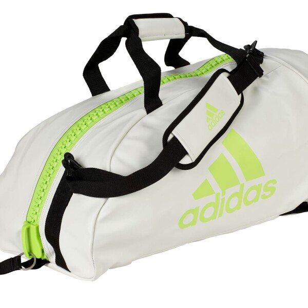 ADIACC051MA-Size_L-white_Solar-lime-adidas-2in1-Sporttasche-1