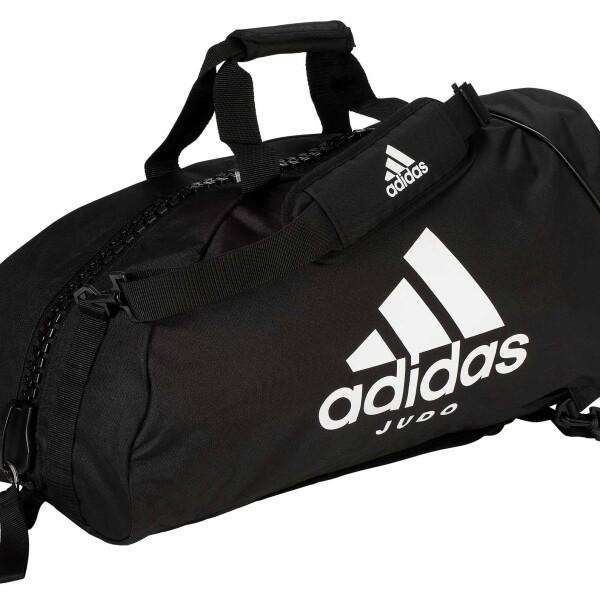 ADIACC052J-Size_M-black-white-adidas-2in1-Sporttasche-Judo-1